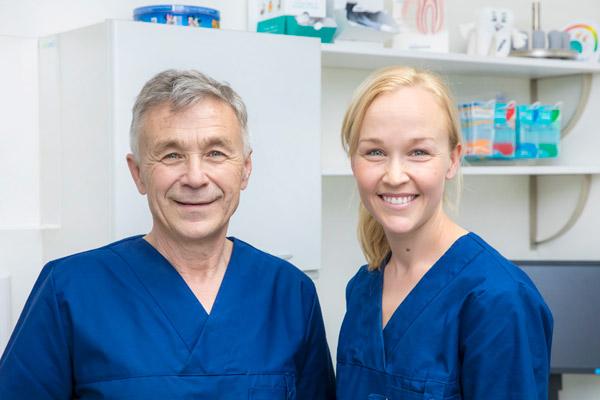 Michael & Rebecca Lega - Legitimerade Tandläkare